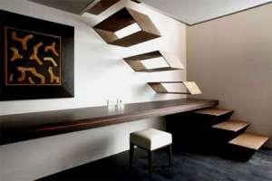 神奇的楼梯90后追求的创意燃气设备
